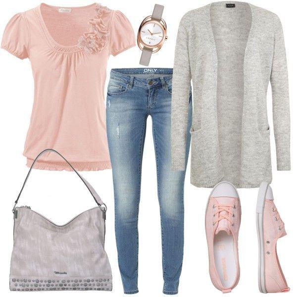 100f797144e293 Good Vibes Damen Outfit - Komplettes Freizeit Outfit günstig kaufen |  FrauenOutfits.de - - #OutfitIdeen