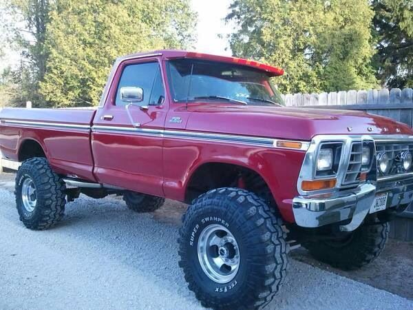 Ford Trucks My Dad Had One Like This But It Was A Hulk Green Color And Then He Brown I Loved To Drive Truck