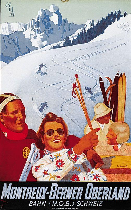 Hermès Eric - Montreux-Berner Oberland