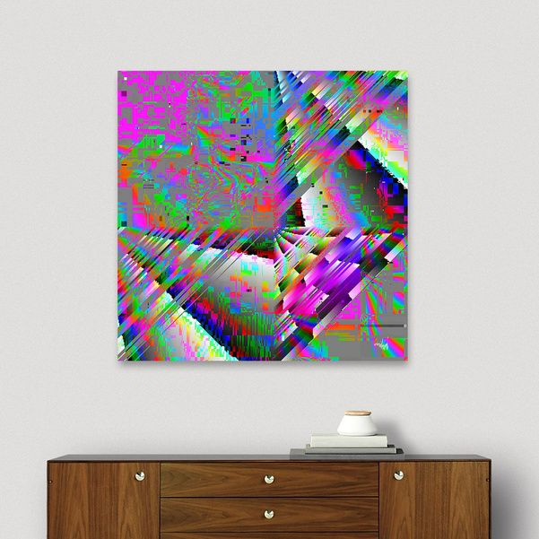Discover «break me», Numbered Edition Canvas Print by vividvivi - From $49 - Curioos