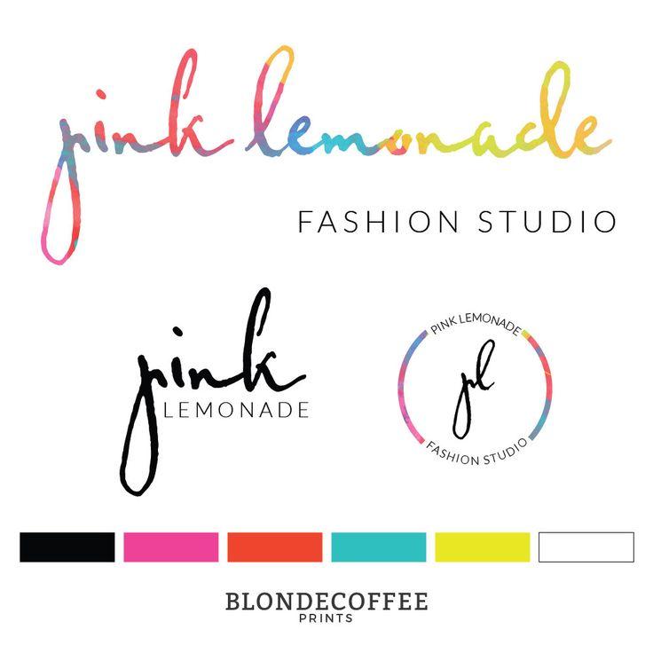 Fashion design logo ideas