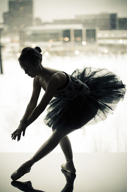 I don't know what it is, but there's something about art and photography of ballet that's so elegant and enchanting.
