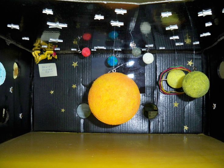 science solar system projects - photo #25