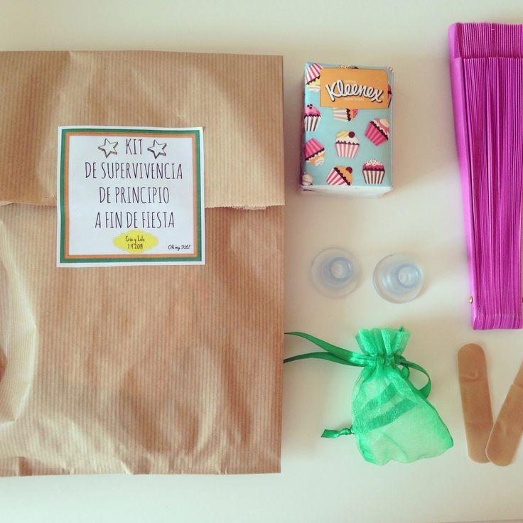 93 best kits para bodas y despedidas images on pinterest for Ideas regalo boda amigos
