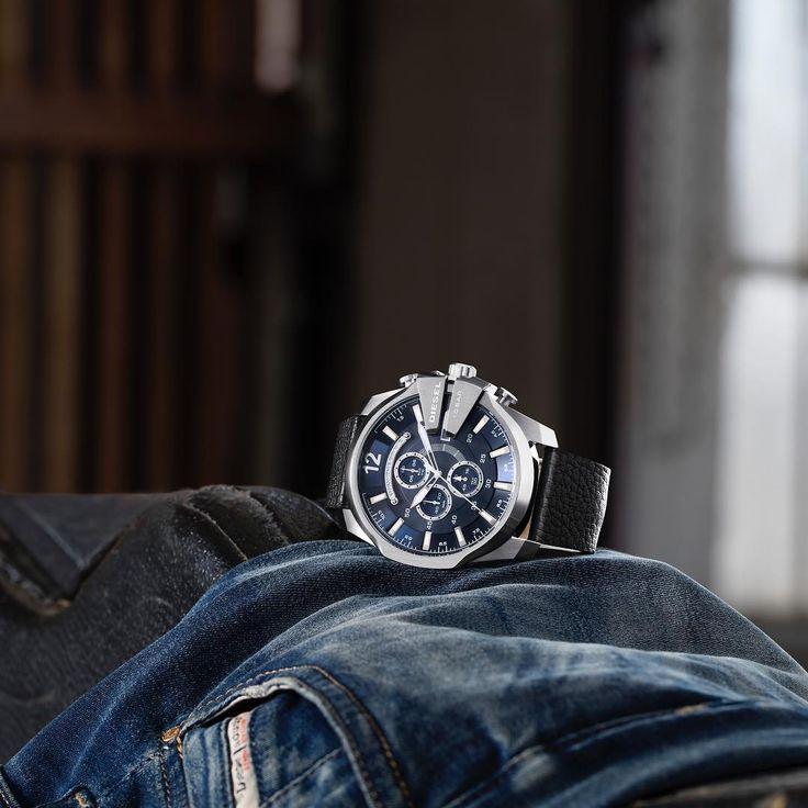 Prawdziwy mężczyzna nigdy nie zapomina o zegarku!