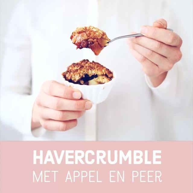 Tijd voor een kookvideootje 🎬📽 Tag iemand die deze super makkelijke Havercrumble nu toch echt eens voor je moet gaan maken😂!!! Fijne dag allemaal😘 Dikke liefs✌🏻️ #welkombijdekookshow #havermoutje #kooltje #nootje #ontbijt #fit #tagjeboy #gezond #tagjegirl #nomnomnom