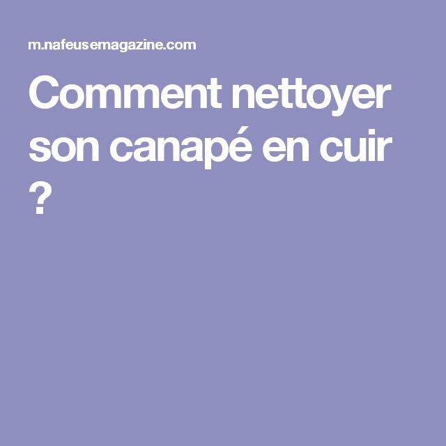 Meer dan 1000 ideeën over Comment Nettoyer op Pinterest - Cleanser ...