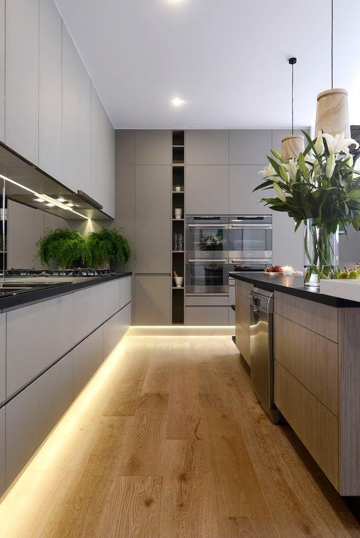 Luxury kitchen cabinet design