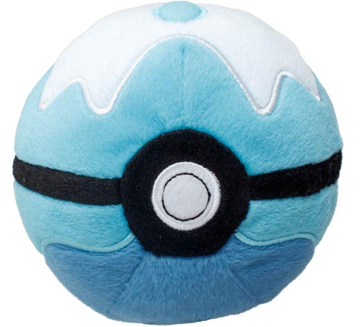 POKÉMON Poké Ball plysdyr T18892 Dive ball POKÉMON Poké Ball-plysdyr til børnEn POKÉMON-træner har altid en Poké Ball klar! Dette yderst detaljerede Poké Ball-plysdyr er lavet, så det lander med hovedet opad, uanset hvordan du kaster det â ligesom i tv-serien! Og efter en lang dag med jagt på dine yndlings-Pokémoner er det bløde og dejlige Poké Ball-plysdyr det helt rigtige at lægge sig og holde om. Selv trænere har brug for lidt hvile. Fang dem alle! 11 cm i diameter.