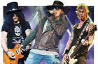 #Ticket  GUNS N ROSES TICKETS  CHICAGO SOLDIER FIELD  2 TIX FRONT ROW sec. 131 #deals_us