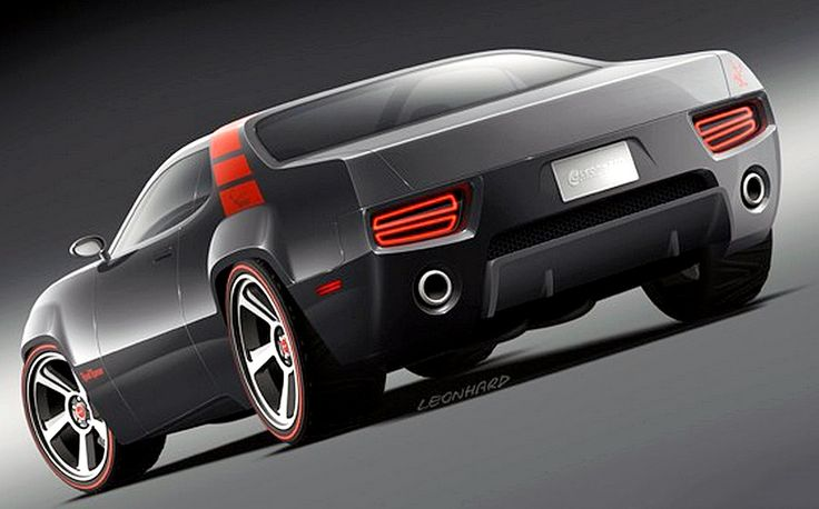Carsthatnevermadeitetc — Plymouth Road Runner Concept, 2009. Renders...