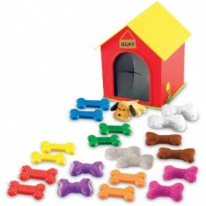 Ruffs House Tactile Set