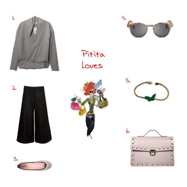 #Look semanal de Pitita en ilovepitita.com #moda