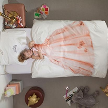 Snurk Princess Single Bed Duvet Cover Set – Kiitos living by design