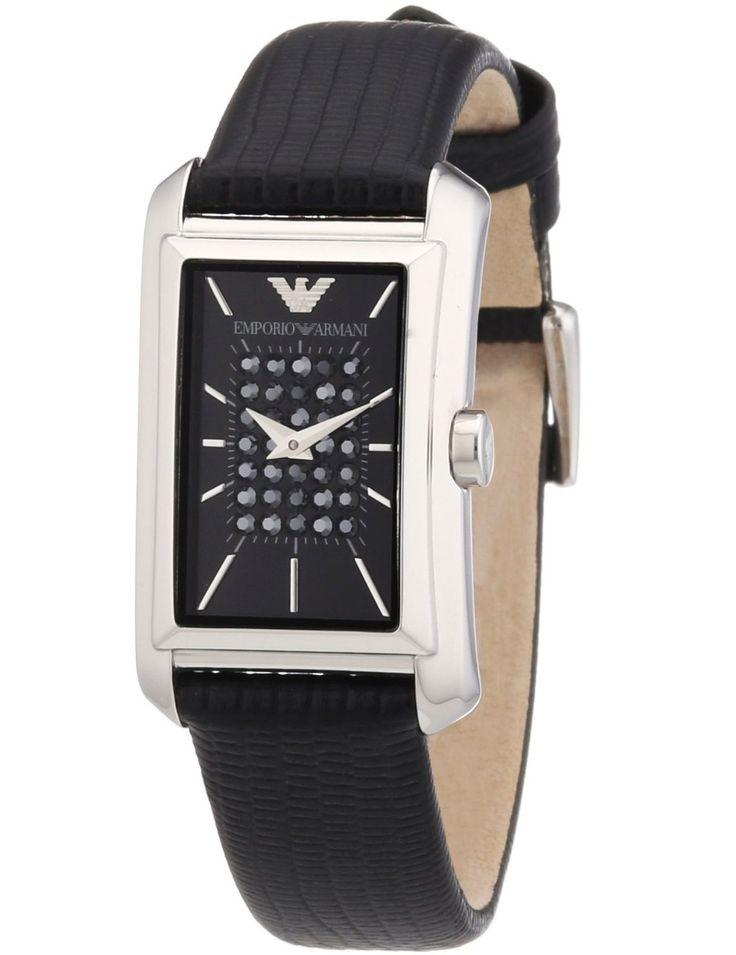 Zegarek damski marki Emporio #Armani.