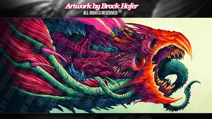 Hyper Beast Fullprint Hoodie: 1000+ Images About Csgo On Pinterest