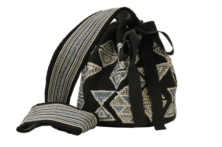 #SilviaTcherassi Wayuu Mochila Bag #mochila