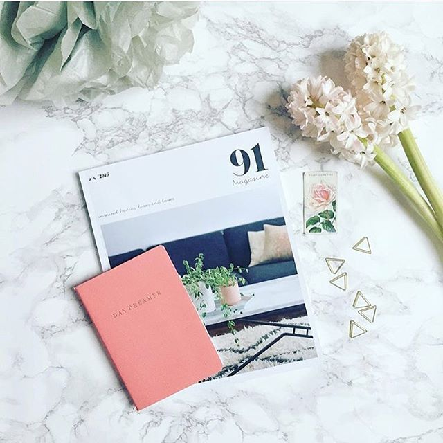 A lovely shot of our A/W issue by @thevintagehousethatcould. We are down to the last few boxes of this edition, so don't delay if you'd like a copy, we won't be reprinting it! Link to order in bio 💕