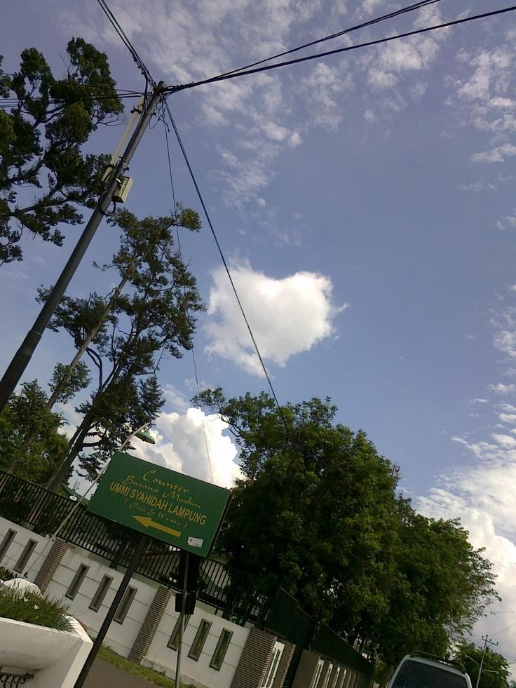clouds love