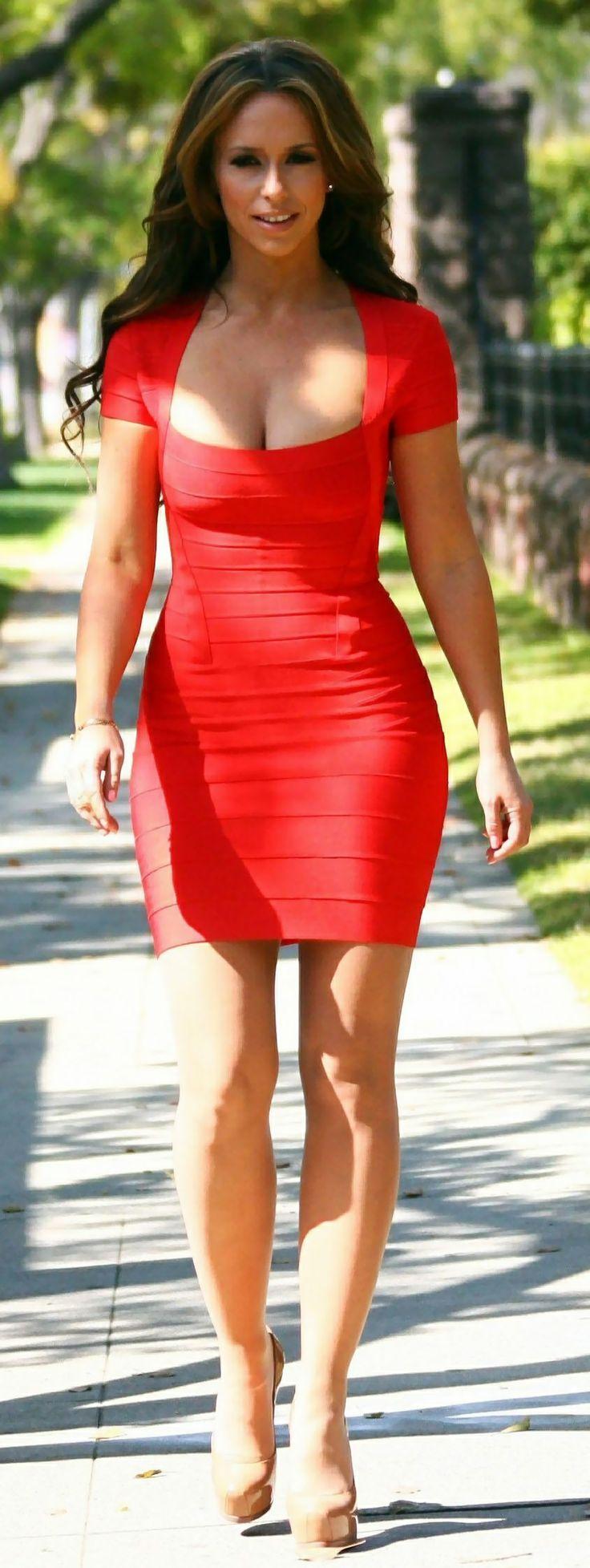Jennifer Love Hewitt LIKE | PIN | FOLLOW! #skirt #dress # ... Jennifer Love Hewitt