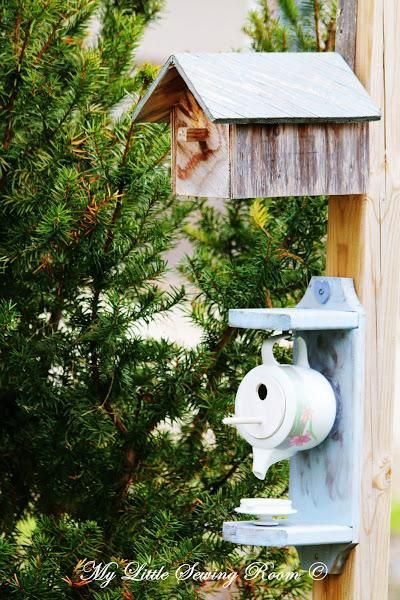 83 best tea pot birdhouses images on Pinterest | Tea pots ... Tea Pot Bird House Designs on silver bird houses, tree bird houses, really easy bird houses, christmas bird houses, porcelain bird houses, watering can bird houses, pan bird houses, flower bird houses, teacup bird houses, coffee bird houses, tea cup bird feeder poem, vintage bird houses, cream bird houses, clock bird houses, box bird houses, book bird houses, basket bird houses, easy to make bird houses, spoon bird houses, kettle bird houses,