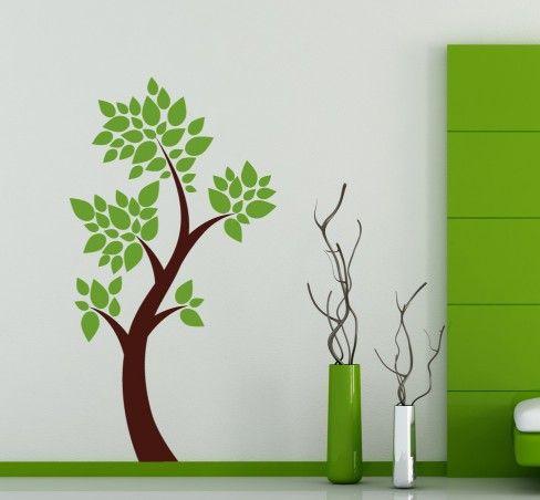 Prohnutý strom