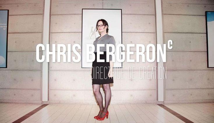 Exposant C: Chris Bergeron