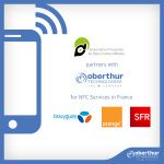 OT s'associe à l'AFSCM pour le déploiement de services NFC avec les 3 opérateurs mobiles historiques