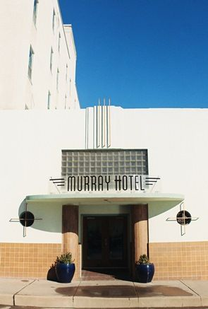 CITY OF DUST: Back from the Dead: The Murray Hotel, Silver City, New Mexico
