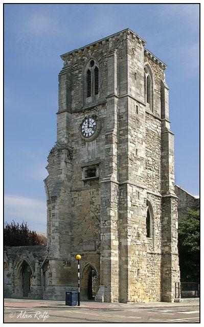 Holyrood Church, Southampton, England