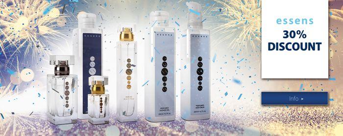 #Voňavý #ohňostroj v ESSENS pokračuje!! Dokonce 30% SLEVA je ted na #parfémy   #essens #essensworld #essensstyle www.essensworld.com Sponsor ID 10000053
