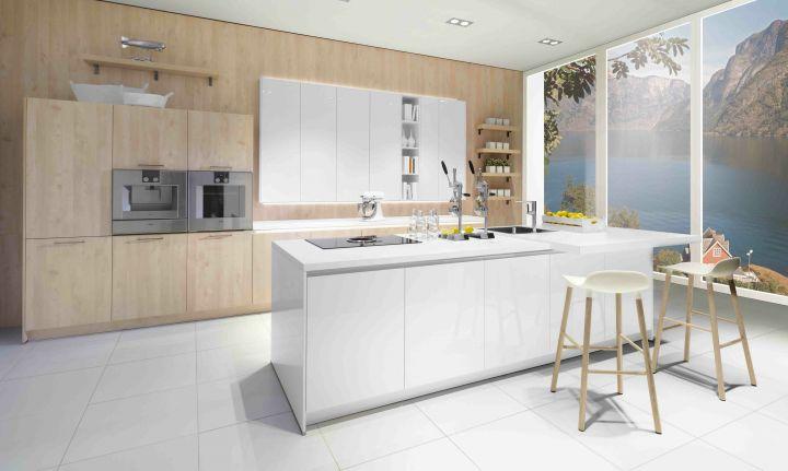 25 beste idee n over keuken opstelling ontwerp op pinterest keuken opstellingen kookeilanden - Idee outs semi open keuken ...