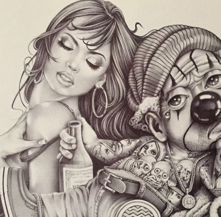 Chola Girl Tattoo Flash – Daily Motivational Quotes
