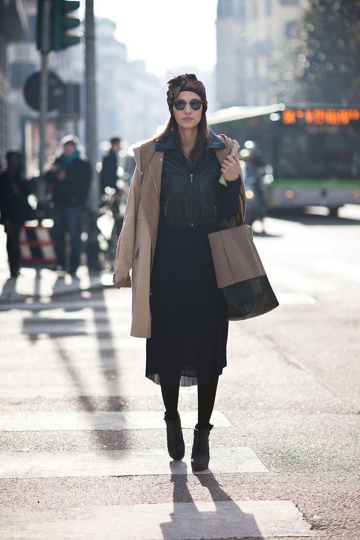 Layered With Attitude Fashion Pinterest Inspiration