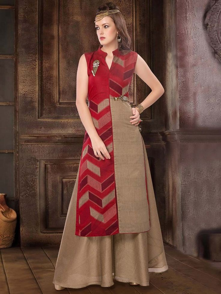 Style and luxury is specially created for your personality. Item code: SLUM08 http://www.bharatplaza.com/women/readymade-suits.html.