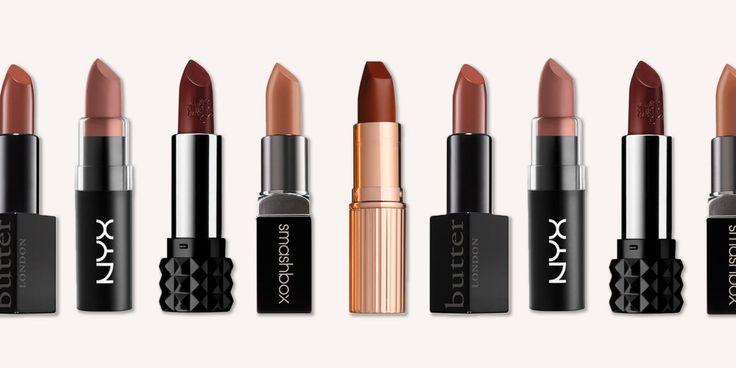 10 Stunning Brown Lipsticks for Chocolate-Kissed Lips