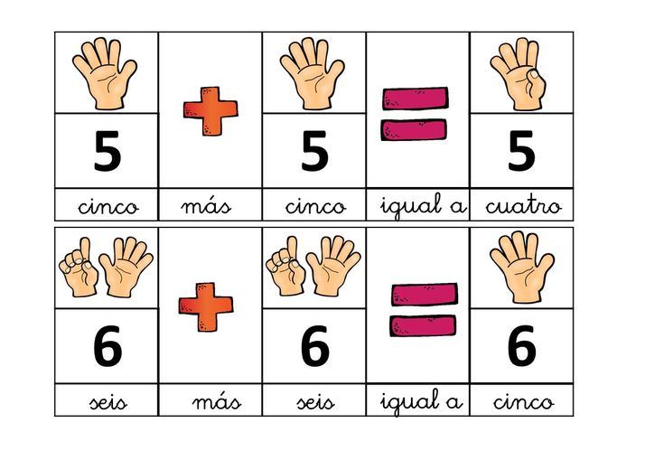 Nuevo material manipulativo el libro móvil de sumar con números y manos ideal para trabajar con los mas pequeños el conteo y la suma.  DESCAGA EL LIBRO MOVIL METODOS …