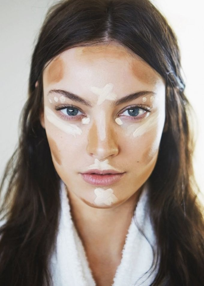 . #contouring #highlighting #makeupartist #estheticians #beautytips | www.SprayTanContouring.com