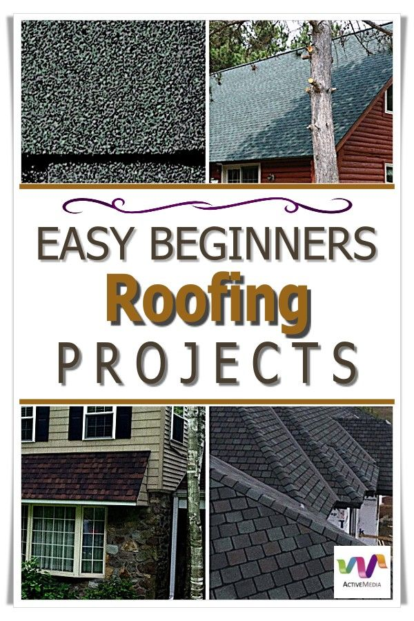 Roofing Shingles Look At The Roof For Leaks Look For Water