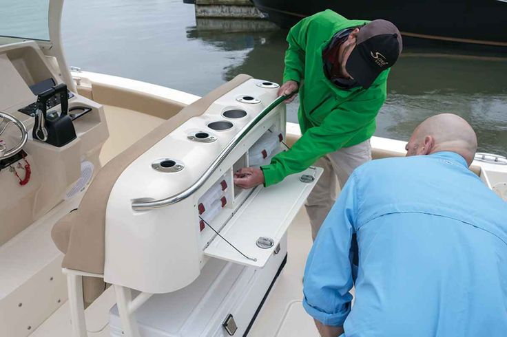 The Ultimate Guide to Your Fishing Center Console