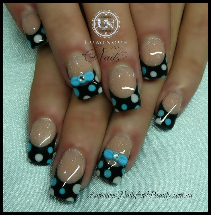 17 best images about nail design on pinterest football for Acrylic nails salon brisbane