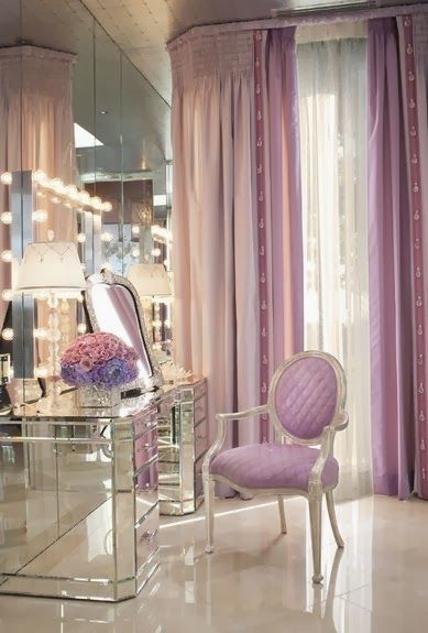 A beauty room for the princess. I so need this in my future house.