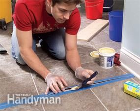 We'll show you two ways to fix a loose seam in a vinyl floor. They're simple DIY projects that you can do in just a few minutes. So stop tripping over that loose seam and making the problem worse. Pick up the supplies at a home center and fix the floor.