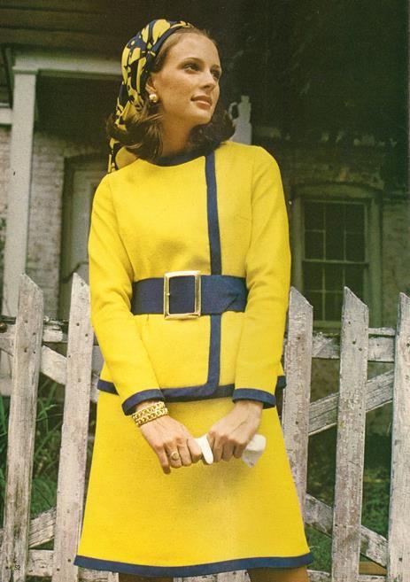 45 besten 1960\'s Style Bilder auf Pinterest | Vintage mode, Retro ...