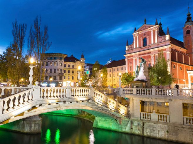 Ljubljana, Slovenia | 43 Overlooked Places All Travel Lovers Should Have On Their List