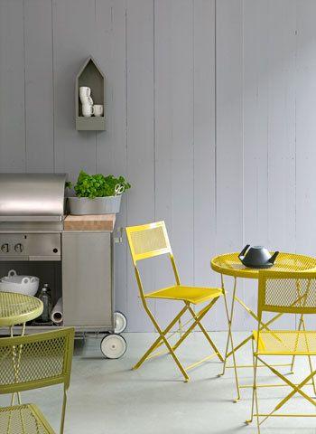 colorful bistro garden sets