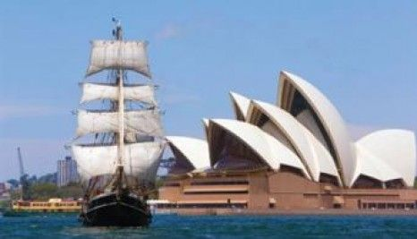 Sydney - Take a 'Convict, Castles & Champagne' Sydney Harbour cruise adventure for $59