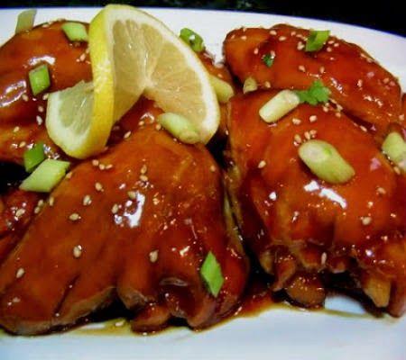One Perfect Bite: Frugal Foodie Friday - Teriyaki Chicken