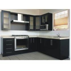 M s de 1000 ideas sobre gabinetes de cocina color beige en for Distribuir cocina cuadrada