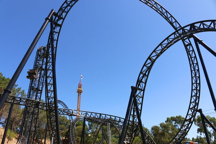 Adventure World And The Roller Coaster That Can Rival Disneyland's | Travel with Bender #familytravel #australia #perth